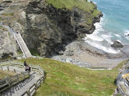 steps TintagelIMG_1351