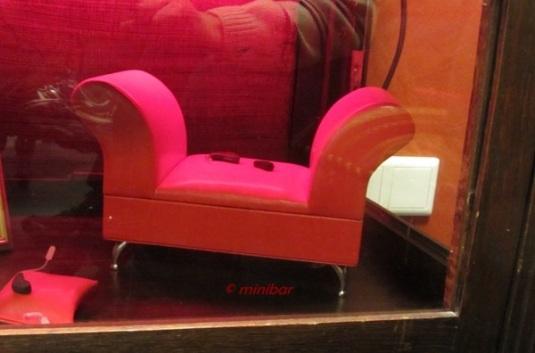 6019 Couch für Hörgeräte