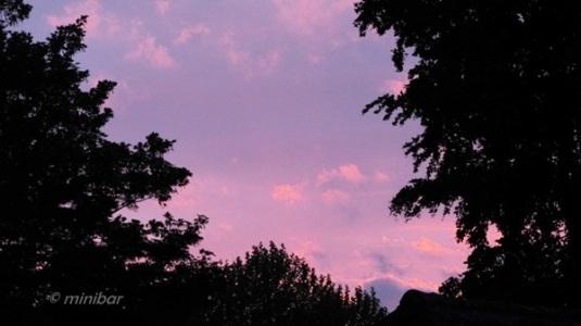 7896 Sonnenuntergang