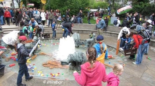 Springbrunnen für Kinder 7683