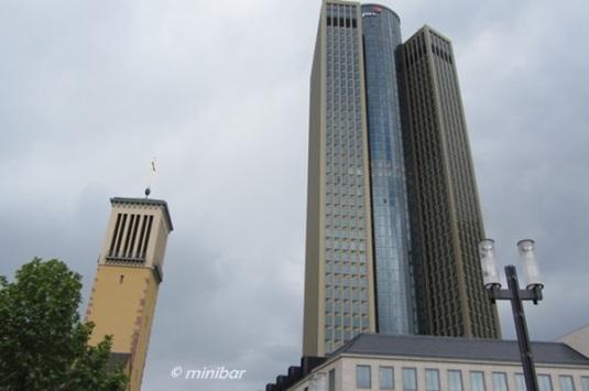 Kirche und Tower
