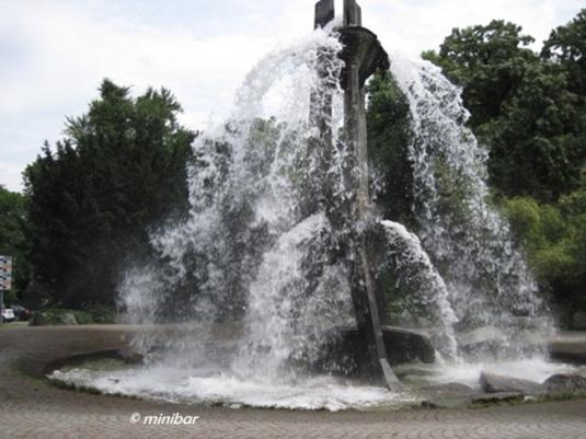 0637 Heidelberg Brunnen